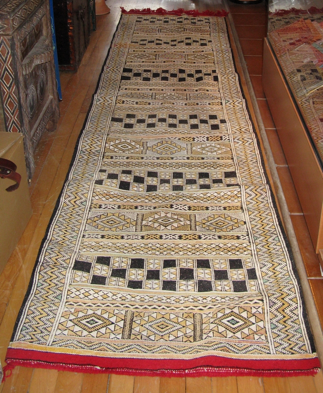 Moroccan Runner Kilim